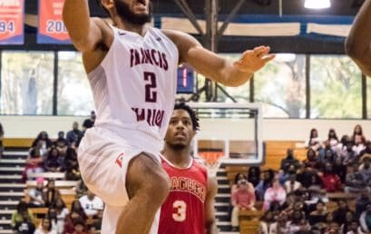 FMU basketball star Browning  joins classmates at graduation