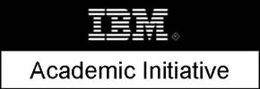 Logo for IBM Academic Initiative