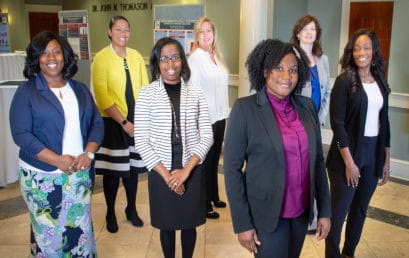 First doctoral grads bring real-world research focus to regional health care issues