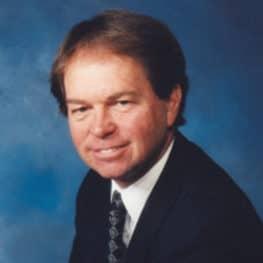 Photo of professor dorsel