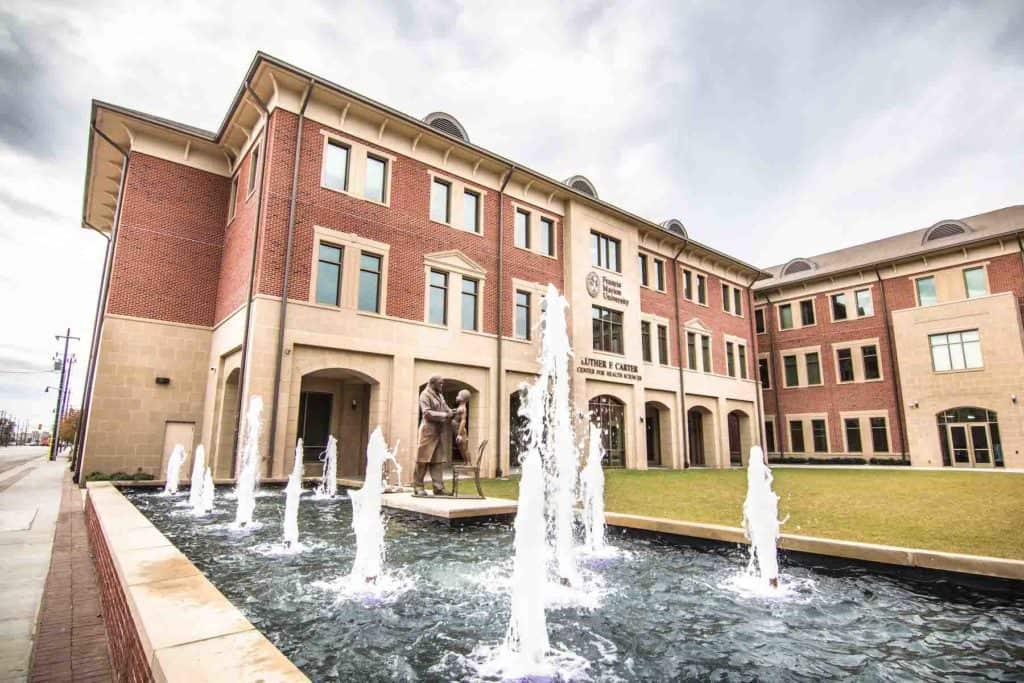 The FMU Carter Center