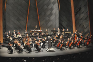 The Florence Symphony Orchestra performs in the FMU PAC