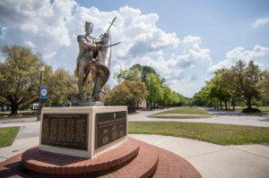 Francis Marion Statue of General