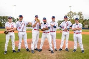FMU Baseball vs Newberry @ Cormell Field at Sparrow Stadium in the Griffin Athletic Complex | Florence | South Carolina | United States