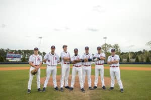 FMU Baseball vs Queens (NC) @ Cormell Field at Sparrow Stadium in the Griffin Athletic Complex | Florence | South Carolina | United States