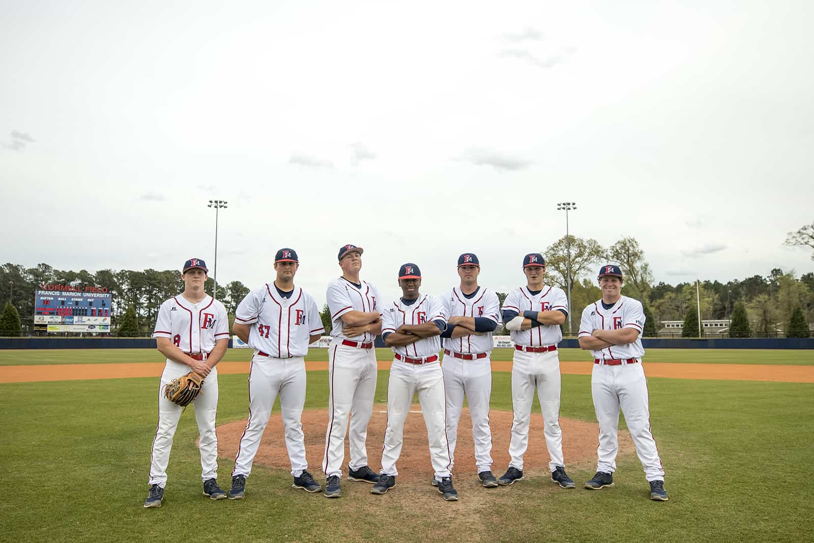 FMU Baseball vs Queens (NC)