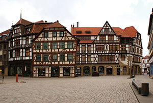 Photo of Schmalkalden Timberframed