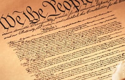 Francis Marion University to observe Constitution Day