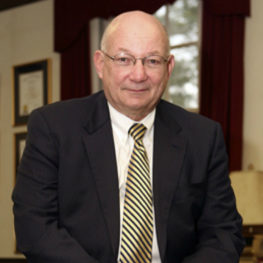 Photo of FMU President, Fred Carter