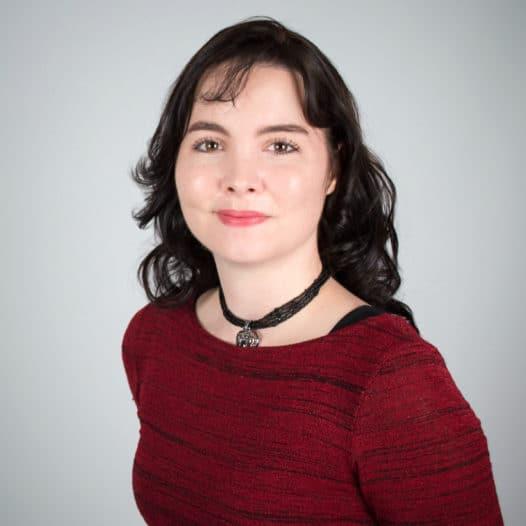 Photo of Jessica McCutcheon