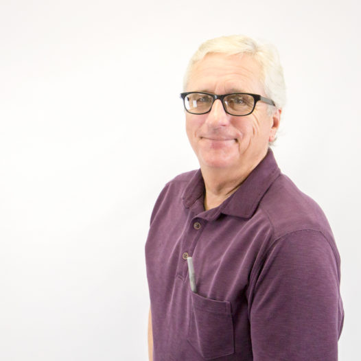Photo of Dr. Garry Griffith