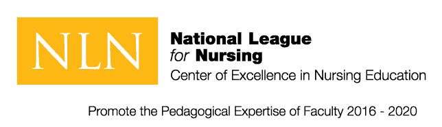 NLN Center of Excellence in Nursing Education: Promote the Pedagogical Expertise of Faculty 2016 - 2020