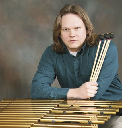 Percussion Lecture Recital by Shane Reeves