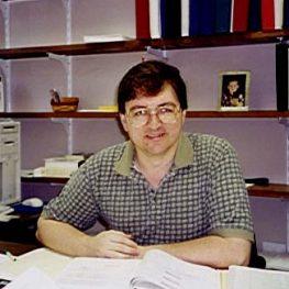 Photo of Dr. Allen Clabo
