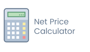 Net Price Calculator Picture