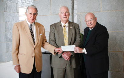 Drs. Bruce and Lee Foundation completes gift to FMU
