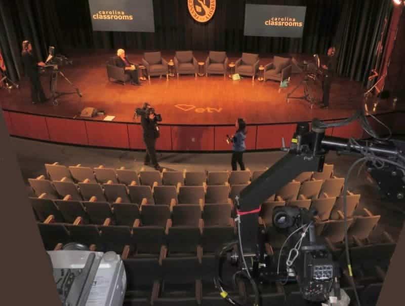 Chapman Auditorium ETV