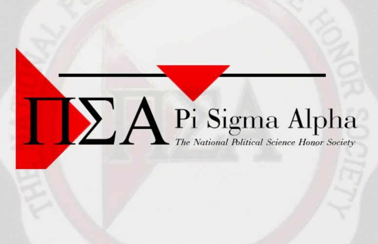 Logo for Pi Sigma Alpha