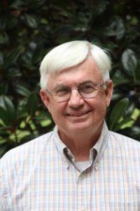 Photo of professor Ramey