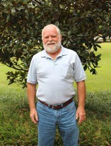 Photo of professor Whitmire