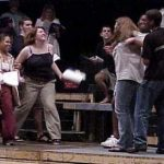Chalk Circle play been performed by FMU students