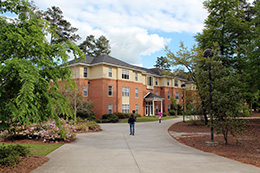 forest villas located on FMU campus
