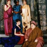 Photo of performers of Medea