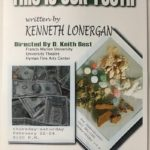 Informational sheet on the play written by Kenneth Lonergan