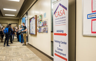 Help for FMU students under one roof at CASA