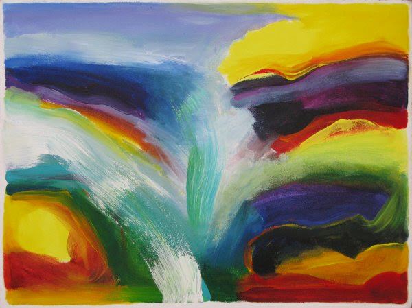Colorful Undertow by Steven Gately