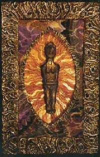 Artwork of Heidi Darr, Hop Honor to Ancient Wisdom