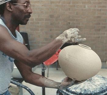 Photo of Lawrence Jordan Sculpting