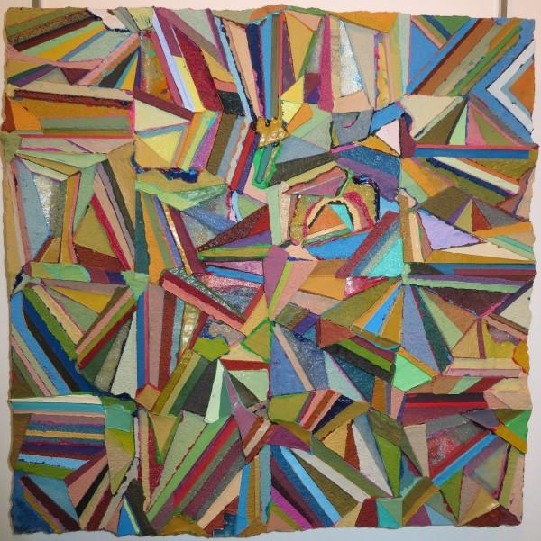 Colorful artwork by Paul Yanko
