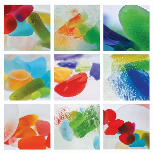 Rainbow Penny Candy by Bridget Kirkland