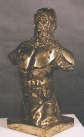 Bronze sculpture, Winston Wingo