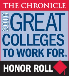 2016 Great Colleges Honor Roll Logo