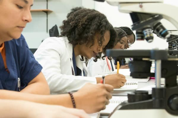 Students in FMU Health Sciences