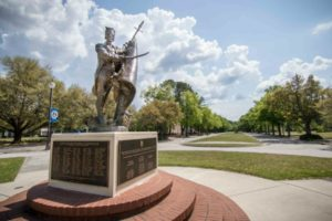 Photo of Francis Marion Statue