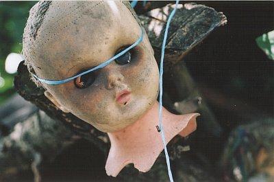 Photo of babydoll head