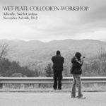 Wet-plate Collodion Workshop main photo