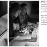 Preparing the plate excerpt