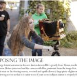 Focusing and Composing the image excerpt