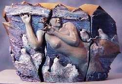Sculpture by Elizabeth Keller
