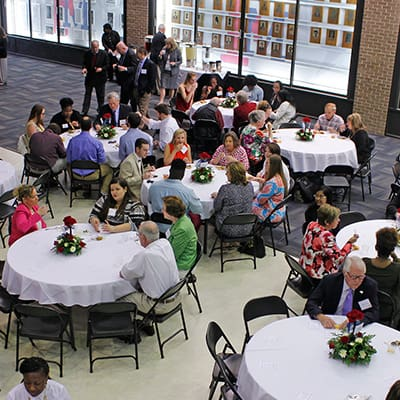 FMU Education Foundation Scholarship Reception