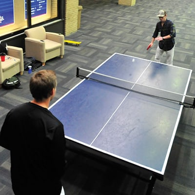 Intramural Ping Pong Singles & Doubles Tournaments