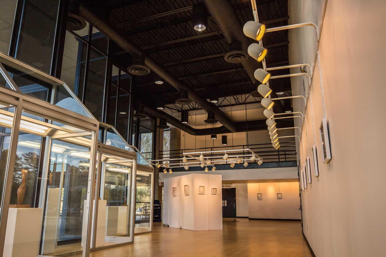 FMU's Hyman Fine Arts Center hosts North and South Carolinian's exhibits