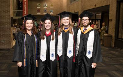 Five FMU graduates receive prestigious Blackwell Award