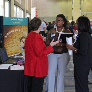 2017 Fall Career Fair @ University Center Commons