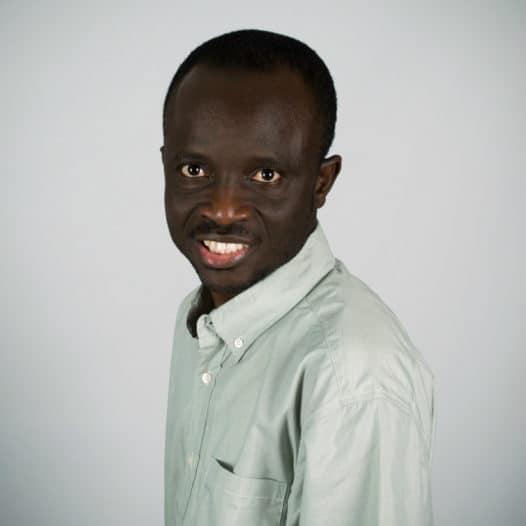 Photo of Enoch Adogla