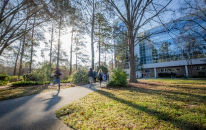 Walk a mile – or less in some FMU shoes
